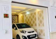 Bán nhà tại trung tâm thạch bàn 5 tầng mặt tiền 4,3m, ô tô vào được nhà mà giá cực rẻ Lh 0967455268