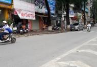 Bán nhà lô góc mặt phố Đường Bưởi, Ba Đình, 60m2, mặt tiền 4,3m, giá 10,5 tỷ