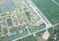 Sở hữu lô đất 102M2 chỉ với 10,5 triệu/m2, trong khu đô thị xanh 100Ha. LH:09.7979.0866