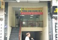 Cho thuê mặt bằng kinh doanh 80m2 Lê Đức Thọ 9,8tr/thang.LH:0981086982