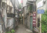 Bán đất phố Lãng Yên - Trần Khát Trân - Hà Nội, 42m2, giá 3,3 tỷ
