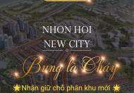 NHƠN HỘI NEW CITY, SIÊU DỰ ÁN ĐẤT NỀN SỔ ĐỎ RIÊNG TỪNG NỀN DUY NHẤT TẠI KHU ĐÔ THỊ SINH THÁI NHƠN HỘI