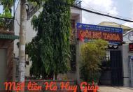 Chính chủ Bán đất 2 mặt tiền số 1011 Hà Huy Giáp