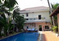 Cho thuê Resort 3* Khu phố Tây - MT Nguyễn Đình Chiểu, Hàm Tiến, Phan Thiết. Đang kinh doanh 20 phòng