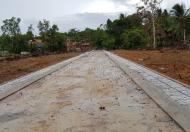 Kẹt tiền cần bán gấp nền đất tại ấp Ông Lang , Phú Quốc . diện tích 100m2 - 120m2 . Gía 500tr/lô. LH 0971212949