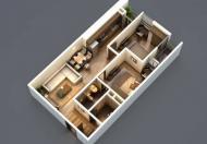 Sở hữu căn hộ 75,5m2 CT3 The Pride hướng Đông Nam với giá siêu net, SĐCC