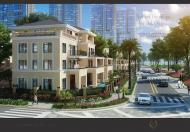 Bán căn biệt thự tại Vinhomes Ba Son Quận 1, 225m2, 1 hầm 4 tầng, giá rẻ nhất thị trường