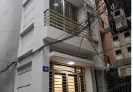 Nhà đẹp phố núi trúc + 20m2, ba gác đỗ cửa + 3 ngủ rộng + về ở ngay, nội thất đẳng cấp.