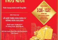 Chính thức mở bán dự án Đồng Xoài Golden ngat trung tâm thành phố Đồng Xoài. Liên hệ 0943792058