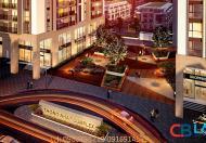 Căn góc 123m2 với 3pn dự án Thống Nhất Complex