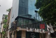 Lô góc  Ngụy Như Kon Tum 90m2 x 8 tầng, thang máy, giá 26 tỷ. thuê 200tr/th
