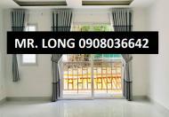 Nhà Trần Quang Diệu, Quận 3, chỉ 4.8 tỷ, nhà mới đẹp 5 tầng, MT 4.5m, LH: 0908036642.