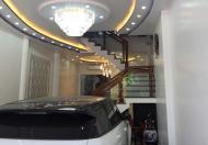 Cho thuê nhà 4 tầng mặt đường Trung Lực, Hải An, Hải Phòng.