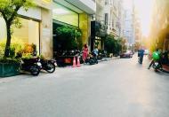 Bán nhà Hoàng Văn Thái 72m*8t Thang máy,Ô tô tránh, KD sầm uất Gía 12 tỉ.