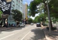 Bán nhà mặt phố Quan Hoa, 105m2x 8 tầng, MT 5.4m, cho thuê 90tr/tháng.