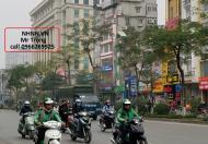 Bán nhà mặt phố Xã Đàn, Đống Đa 160m2, 6 tầng thang máy giá  48 tỷ.