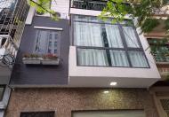 Bán nhà ngõ Đại Từ,Hoàng Mai, 58m2 x4 tầng xây mới, (mấy bước chân ra phố), gần hổ L Đàm, giá 3.6tỷ (LH 0981934568)