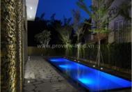 Cho thuê villa Thảo Điền khu Compound, 650m2, 3 tầng, 4PN, view sông