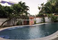 Bán gấp căn biệt thự ven sông Thảo Điền khu Kim Sơn, 7PN, 640m2, 2 tầng