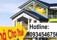 Cho thuê nhà mặt phố Thi Sách - Hai Bà Trưng Dtsd525m2