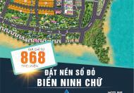 Đón sóng đầu tư đất biển Ninh Thuận - Chỉ cần 50 triệu sở hữu ngay lô đẹp