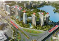Bán căn hộ C31209 dự án D'.CAPITALE đường Trần Duy Hưng (đối diện Big C)