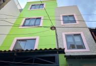 Bán nhà Nguyễn Văn Đậu 49m2, 4 tầng, P6 Bình Thạnh, 5.2 tỷ