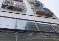 Có 14,2 tỷ sở hữu tòa nhà 8 tầng 25 phòng Lương Thế Vinh. Thu 75 triệu/tháng