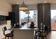 Cho thuê căn hộ dịch vụ 3pn, 150m2 Xuân Diệu. Gía chỉ 27tr/th.LH: 0904481319
