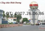 Cho thê kho xưởng diện tích 900m2 sát quốc lộ 13 cách ngã tư bình phước 2km