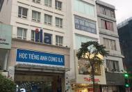 Bán nhà MP Dương Văn Bé Hai Bà Trưng, quy hoạch ổn định, KD tốt. 66m2 6tầng THANG MÁY, Mt 5.5m, 18 tỷ
