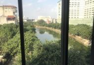 Cho thuê văn phòng 80m2 mặt phố chùa Láng, giá chỉ 24tr/tháng. LH 0942857357