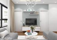 Chung cư đối diện Vinhomes Rive - Valencia Garden 75m2 full nội thất cao cấp, giá 2,05 tỷ