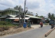 Nhà 1 trệt 1 lầu mặt tiền đg ngã 3 Hàng Thẻ Huyện long Hồ TPVL