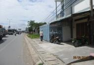 Nhà cấp 4 mặt tiền đg QL1A.đối diện cổng KDL Ttrường An TPVL