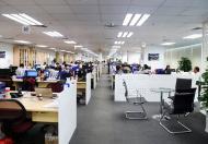 Cho thuê văn phòng quận Đống Đa, tòa TNR ( Vincom Nguyễn Chí Thanh), diện tích 114m2.
