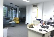 Cho thuê văn phòng tiện ích 40m2 Quận Hoàn Kiếm, mặt phố Quán Sứ. Lh: 0866 613 628.