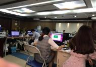 Cho thuê VP chuyên nghiệp 80m2, 120m2 quận Thanh Xuân, mặt phố Lê Trọng Tấn. Lh: 0866 613 628.