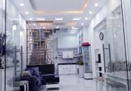 Bán nhà  ngõ 68 Cầu Giấy Hà Nội 46m2, 5T, đủ nội thất còn mới, sẵn ở giá 4,3 tỷ