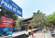 Bán nhà mặt phố Phan Kế Bính,lô góc,ôto đua nhau,KD sầm uất,9.7tỷ
