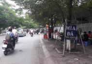 Bán lô đất 1245m2, mặt phố Vũ Tông Phan, Thanh Xuân, quy hoạch 15 tầng, kinh doanh sầm uất. 0942044956