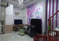 Du học Úc, bán nhà đẹp 3 tầng, 45m2, 4.5x10m, giá 3 tỷ 5, Bùi Quang Là, Gò Vấp.