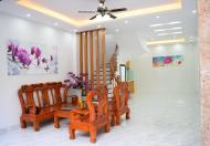 Nhà mới siêu đẹp 49m2 x 4 tầng, sổ đỏ chính chủ, Vĩnh Hưng, Hoàng Mai