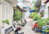 Bán nhà 1 lầu hẻm xe hơi 850 đường Hưng Phú Phường 10 Quận 8, Giá 3.85 Tỷ - 0949410410 Hòa