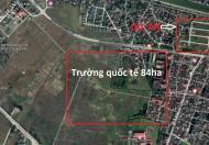 Bán đất nền dự án tại Đại lộ Nam Sông Mã, giá rẻ, sổ đỏ nhanh gọn - cạnh quy hoạch Sungroup. LH 0968360321