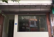 Cho thuê nhà mặt phố Yên Lãng 65m x 5t mt 6m giá 40tr/th.