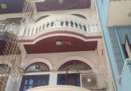 Cho thuê nhà  mặt ngõ Nghĩa Tân 3,5 tầng 65m 22tr/th  Đường rộng ,ô tô đỗ cửa