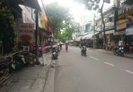 Bán nhà mặt tiền đường Hoàng Diệu gần chợ Mới