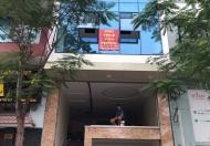 Bán nhà mặt phố Trần Khát Chân, 5T thang máy, cho thuê 80 tr/th, 85m2 giá 25 tỷ