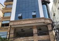 cho thuê nhà mới xây  mặt phố phố Hào Nam 160 m x 5T, thông sàn  giá 140tr/th